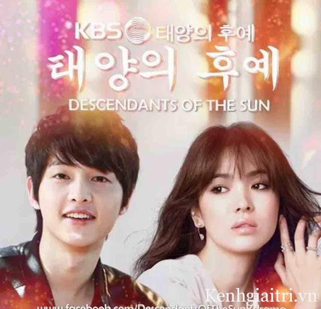 Phim Hậu Duệ Mặt Trời-Descendants Of The Sun