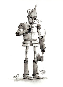 Homem de Lata-Tin Man