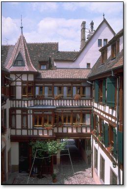 مدينة كولمار الفرنسية