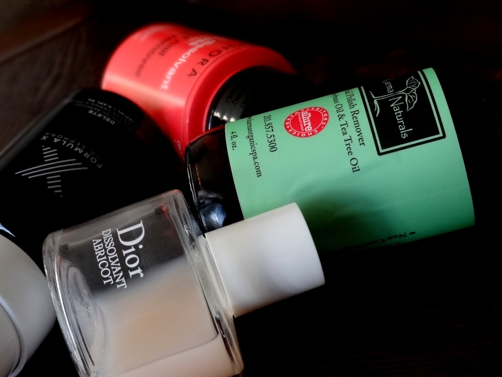 Nail Polish Removers Roundup - Hits and Misses