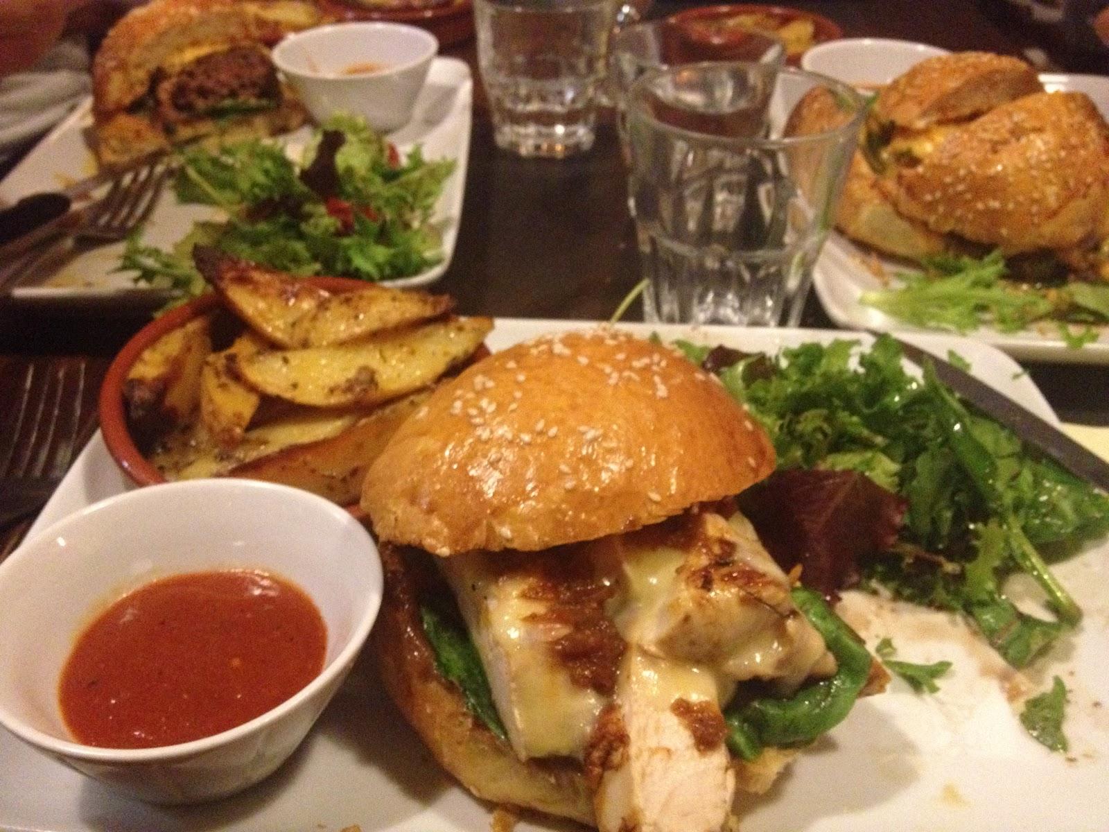 Burger in paris poulet figues burger le mal barr - Quand cueillir les figues ...