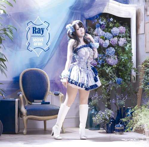 [Single] Ray – secret arms (2015.07.29/MP3/RAR)