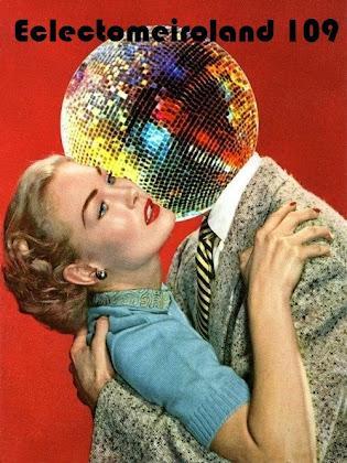 Human Disco Ball