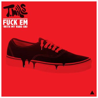 T. Mills - Vans On