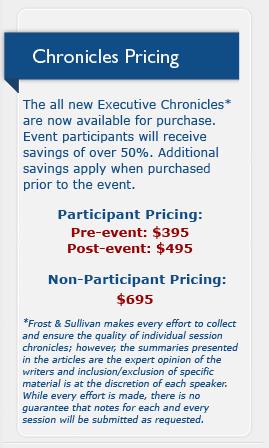 Executive MindXchange Chronicles