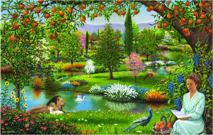 Image Result For Cerita Alkitab Hari Penciptaan