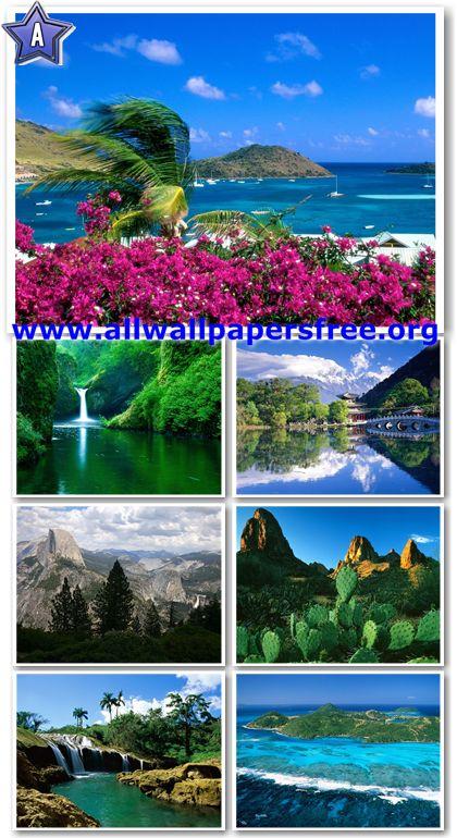 100 Amazing Nature Wallpapers 1280 X 1024 [Set 15]