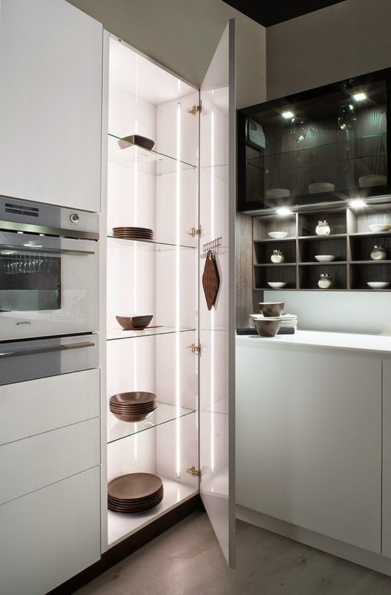 ideas para hacer ms cmodo el trabajo en la cocina cocinas con estilo