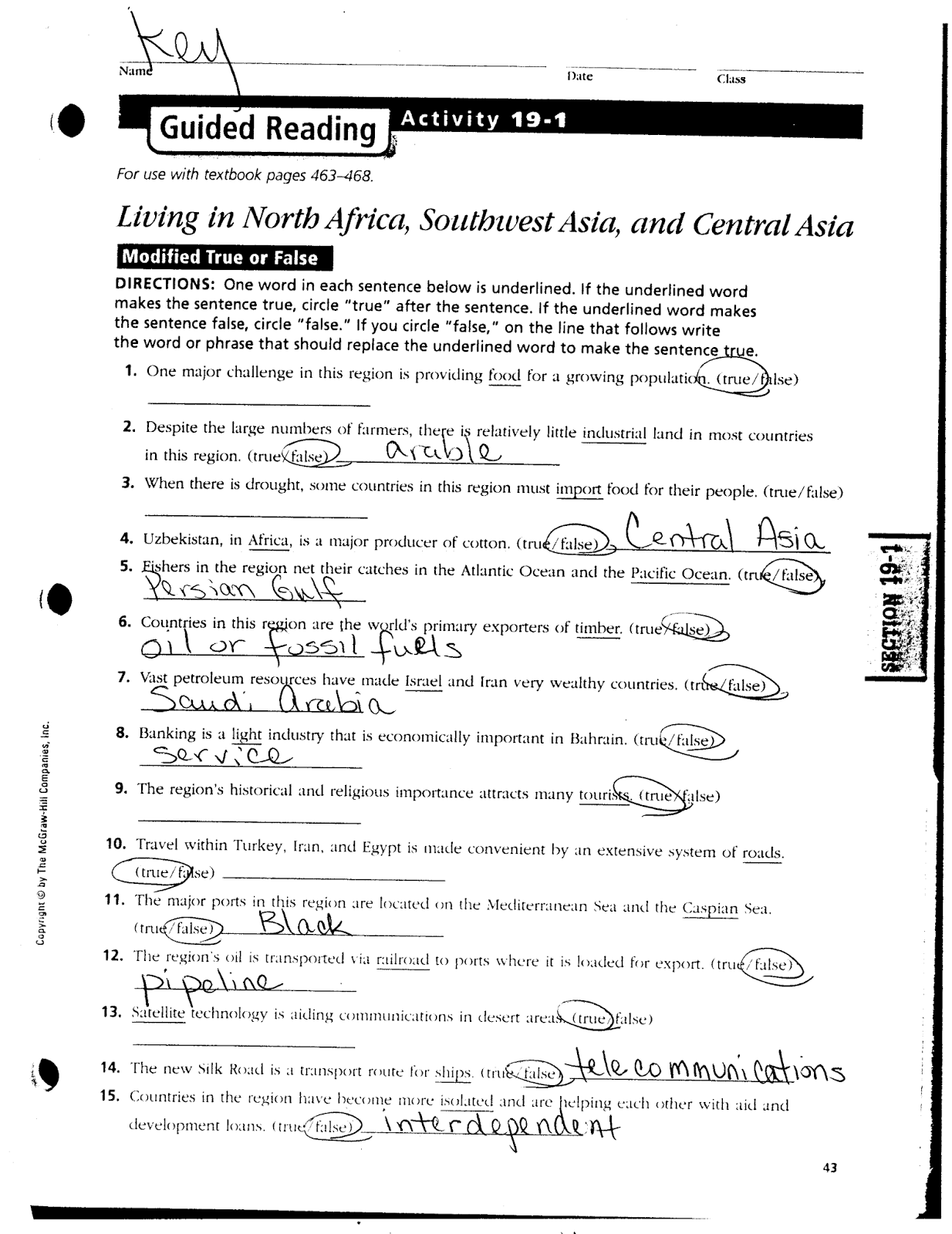 mr e s world geography page world geography chapter 19 north rh acewg blogspot com