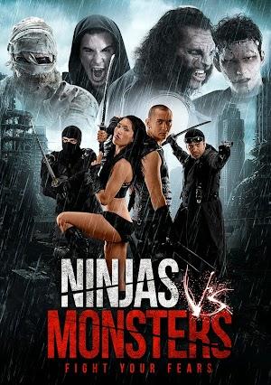 Ninja Đại Chiến Quái Vật - Hd