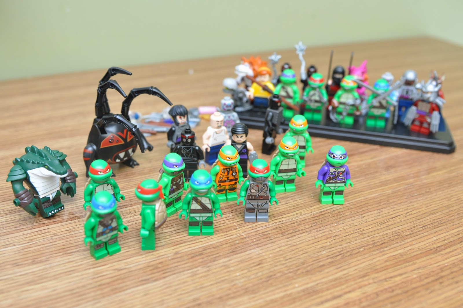 Lego Teenage Ninja Turtles Toys : My brick store teenage mutant ninja turtles lego