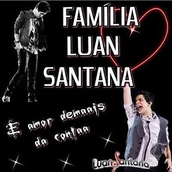 Família Luan Santana