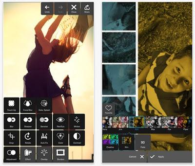 Aplikasi Edit Photo Paling Bagus Dan Ringan Untuk Android