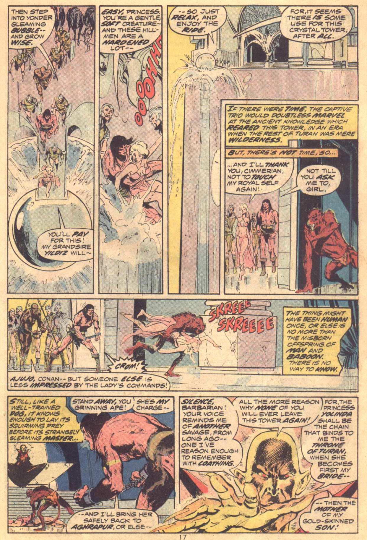 Conan the Barbarian (1970) Issue #37 #49 - English 12