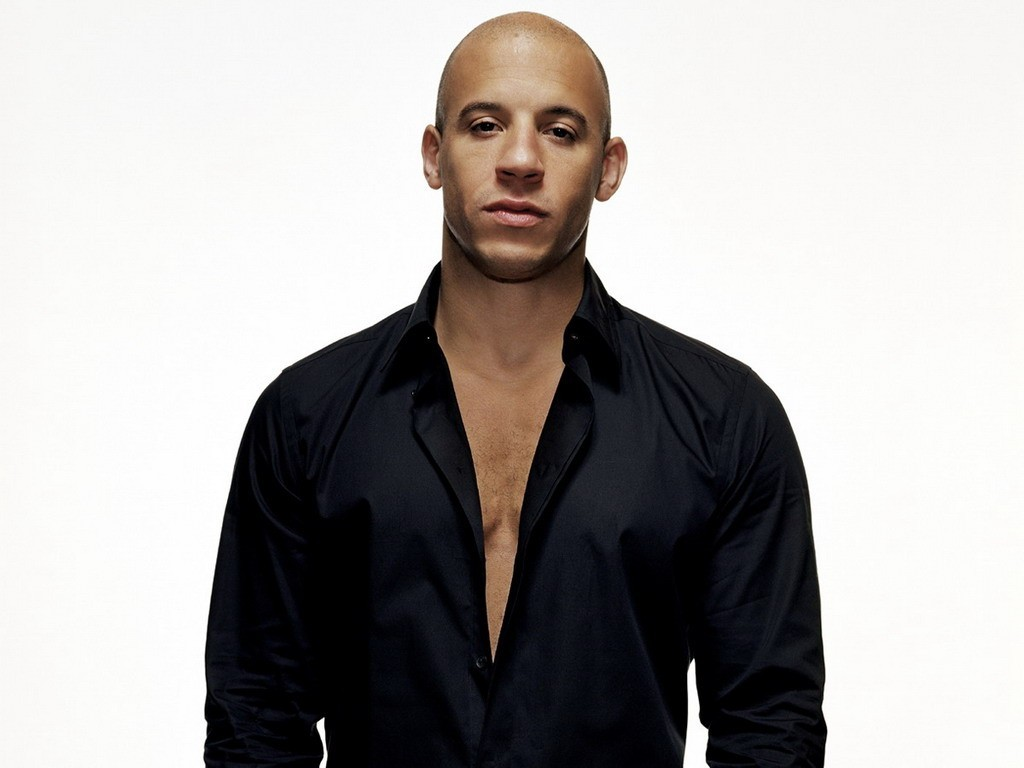Just Wallpapers: Vin Diesel Bio.and Pictures
