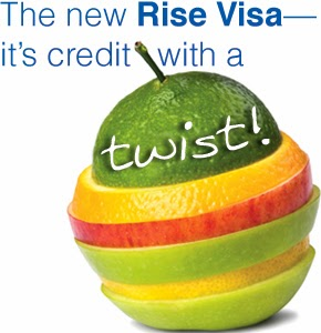 Rise Credit Card Activation to Check Balance