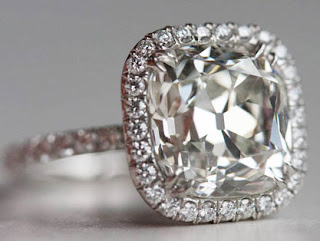 Cushion cut engagement rings were well-known actually way back prior to the change of the millennium.