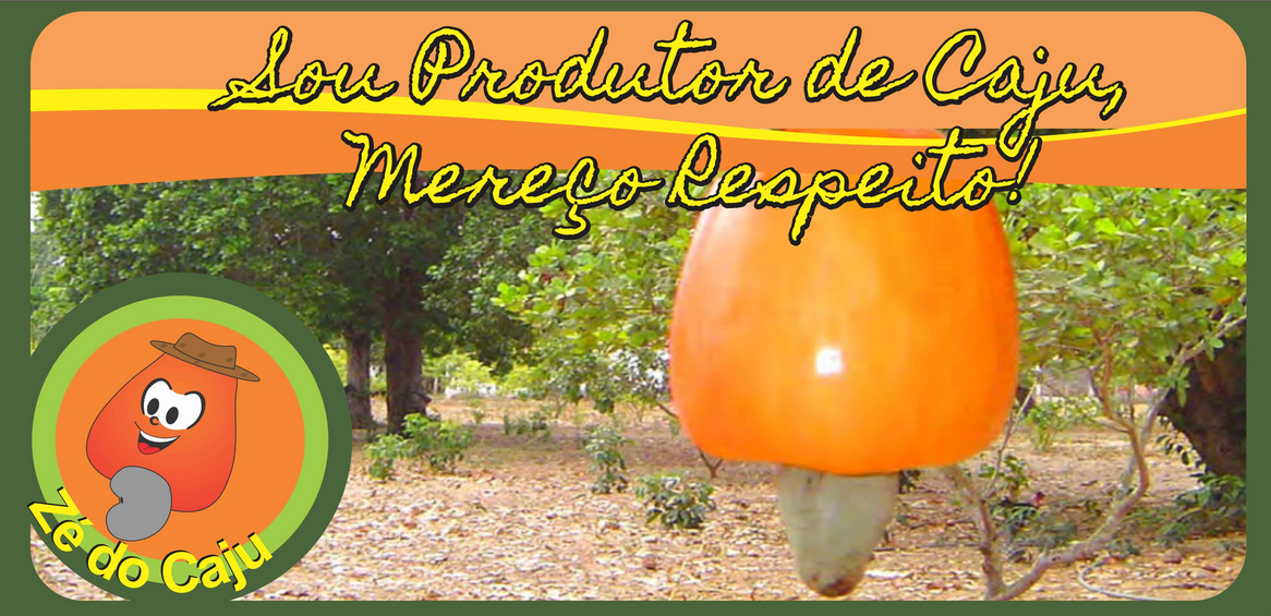 Sou Produtor de Caju - I Am a Producer of Cashew Nuts