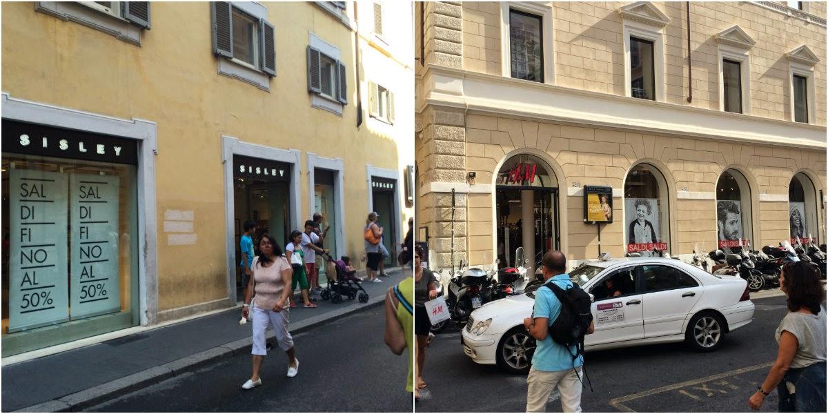 Roma, Itália, Via del Corso, metro, onibus, dicas, turismo, férias, verão, compras, Restaurante Alfredo, fettuccine
