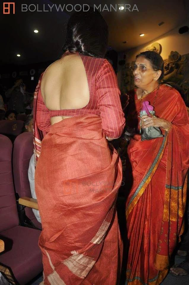 vidya balan hot in saree images