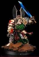 Warhammer 40000 Venganza Oscura Exterminador de Muerte de los Ángeles Sangrientos