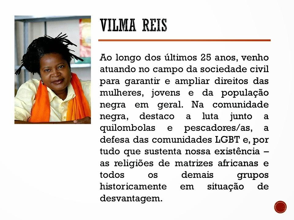 Vilma Reis