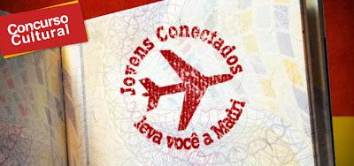 """Concurso cultural """"Jovens Conectados leva você a Madri"""", já tem um ganhador"""