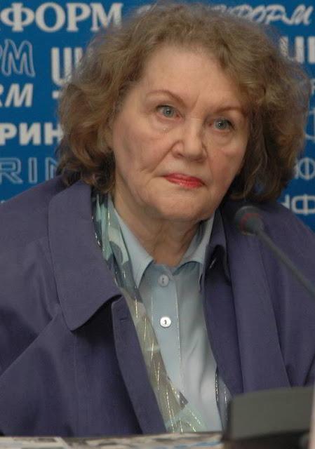 Фото Укринформ Лина Костенко