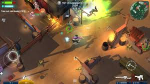 Space Marshals v1.1.7 APK + OBB Data Android