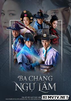 Ba Chàng Ngự Lâm - Tập 12 Vietsub - The Three Musketeers