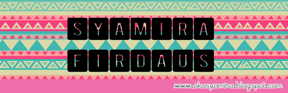 Syamira Firdaus