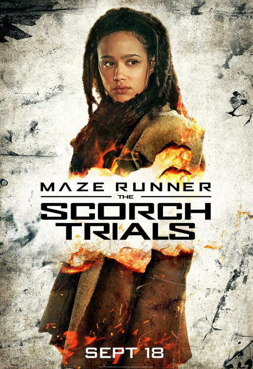 THE MAZE RUNNER 2 THE SCORCH TRIALS