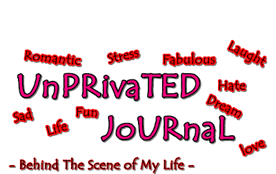 UnPriVateD JouRnaL
