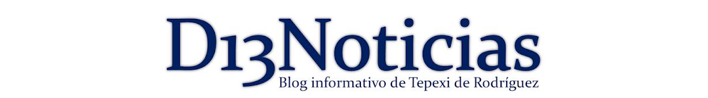 D13Noticias | Noticias de Tepexi de Rodríguez