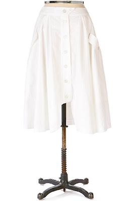 Anthropologie Cambridge Skirt