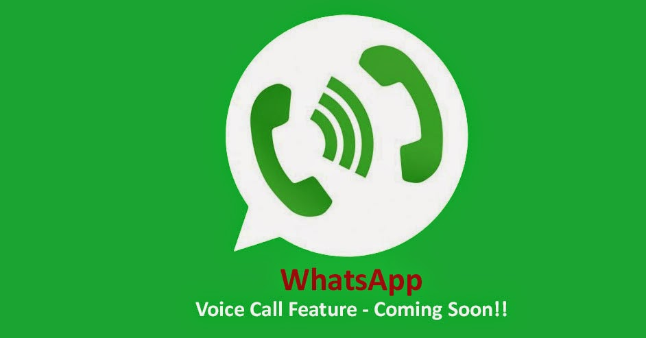 Whatsaap calling feature