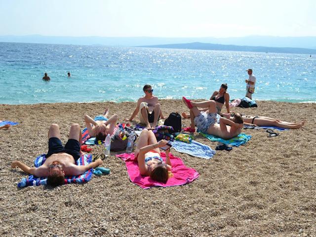 Bol Beach, Brac