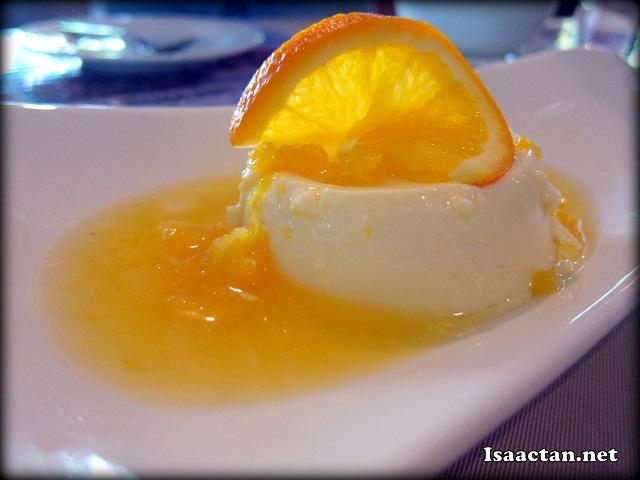 Vanilla Panna Cota - RM11.90