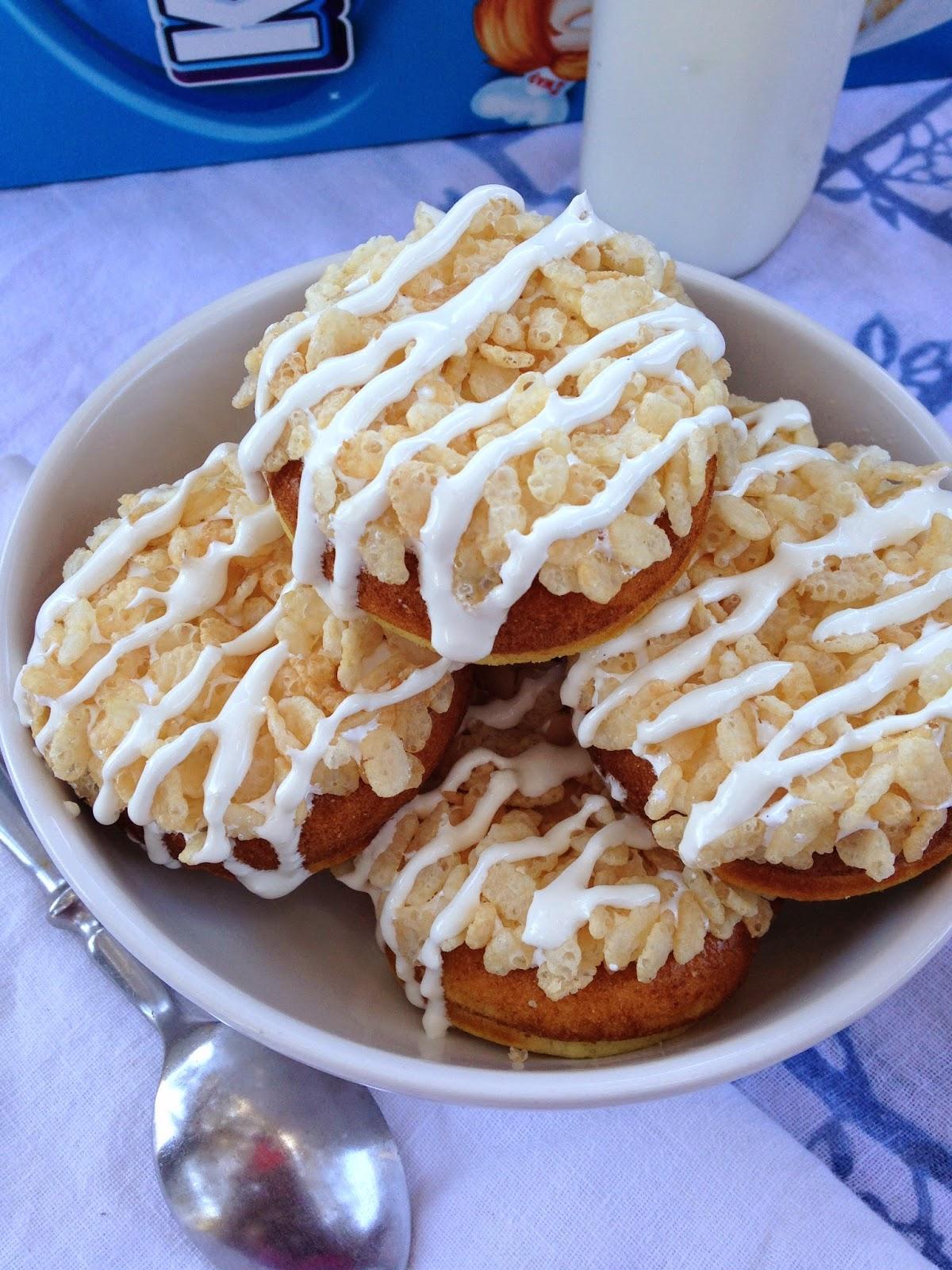 Cake Donut Leftover Recipes