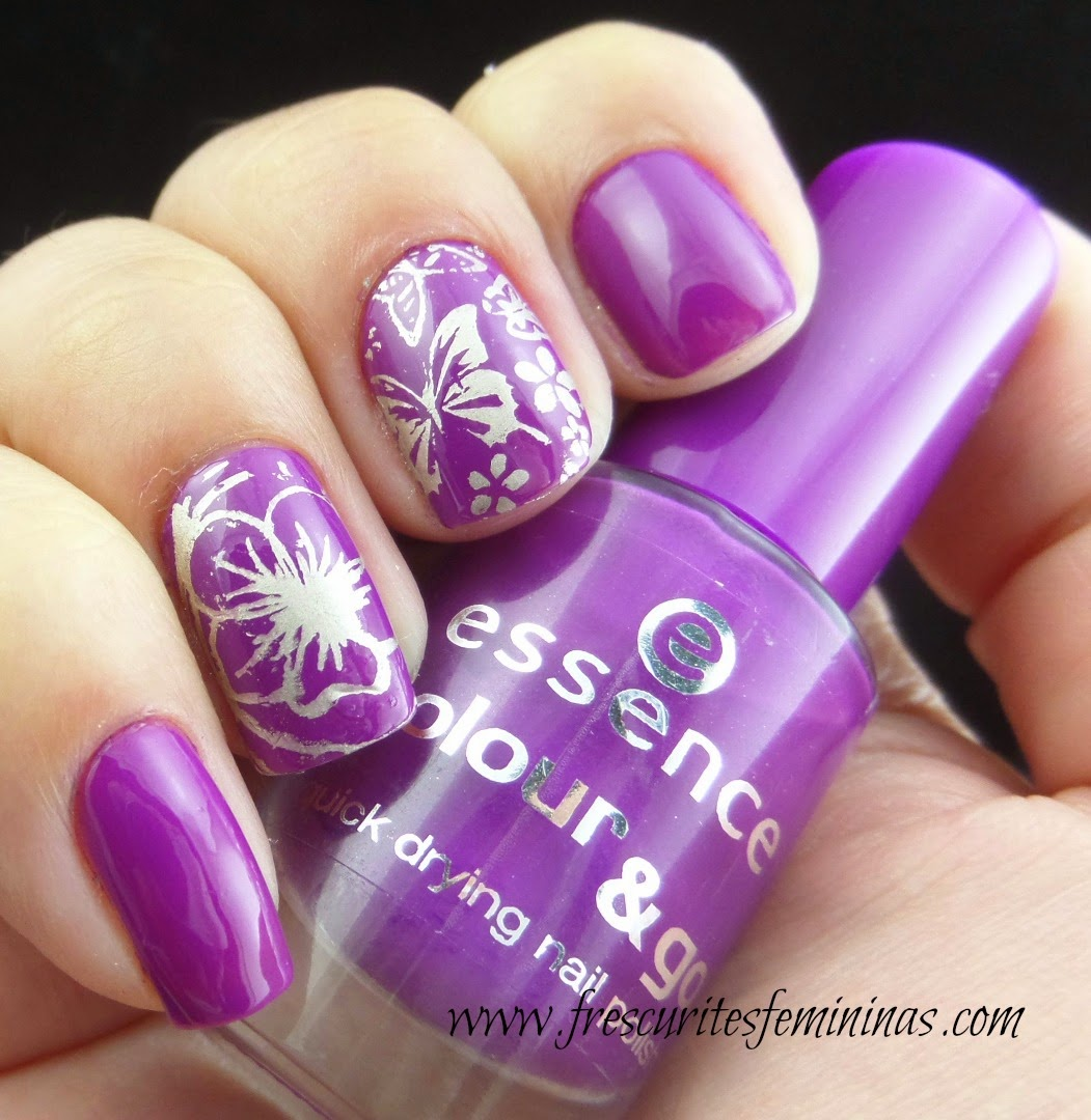 Essence, Break through, Frescurites femininas, Nail Polish, Nail stamp