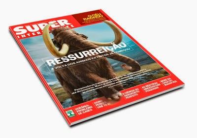 Revista Super Interessante – Maio de 2014 – Edição 332