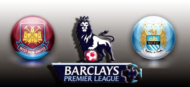 West Ham United vs Manchester City