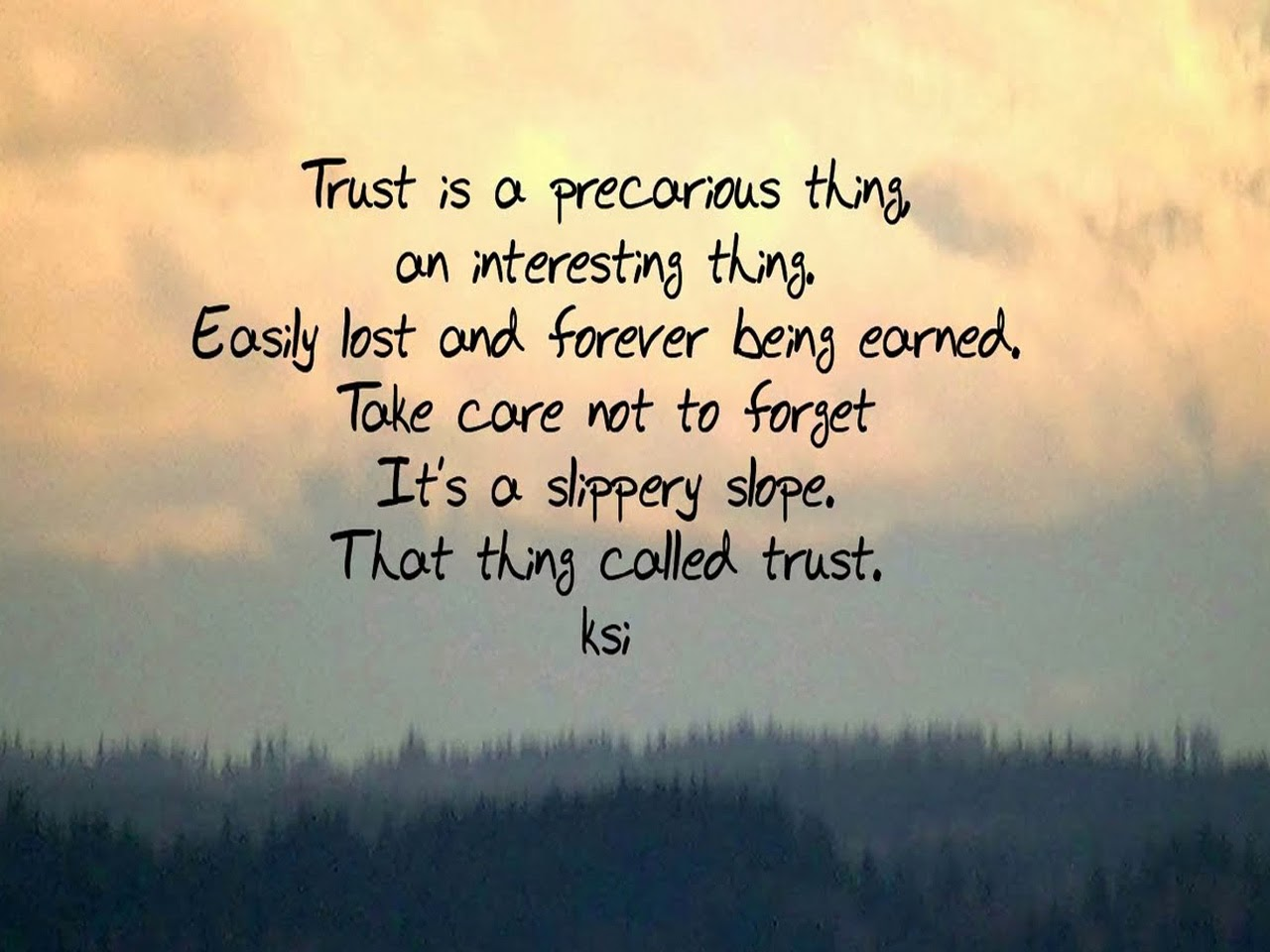 Trust Quotes Trust Quotes And Saying For Relationship  Poetry Likers