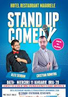 Stand-Up ComedyMiercuri 11 Ianuarie Magurele