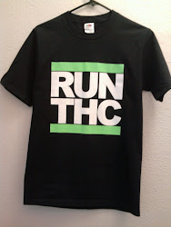 RunTHC Green T-shirt