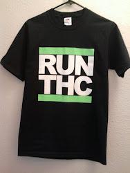 RunTHC Green T-shirt