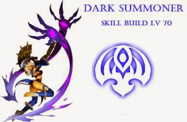 DARK SUMMONER SKILL BUILD