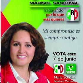 MARISOL SANDOVAL