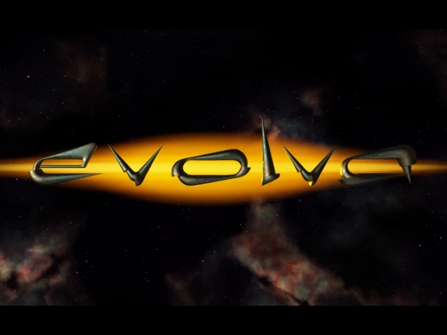 Evolva PC Title Screen
