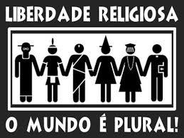 Liberdade religiosa - direito para todos! Respeite!